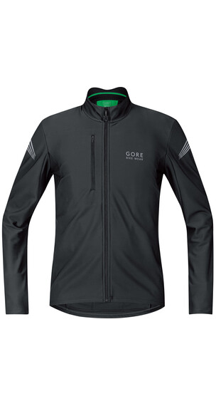 GORE BIKE WEAR Element Thermo jersey lange mouwen Heren zwart